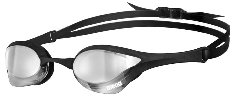 Arena Cobra Swipe Mirror Zwembril Silver-Black