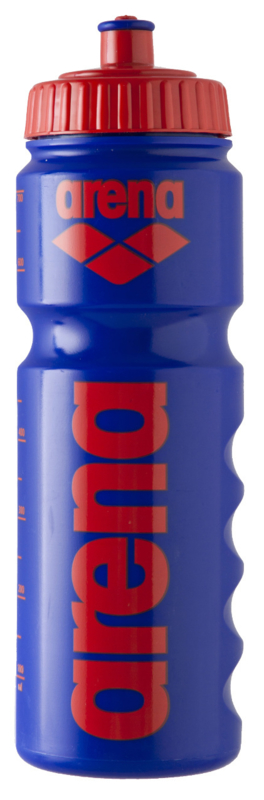 Arena Bidon (75cl) blauw-rood