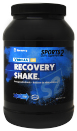 Sports2 Recovery Shake Vanille