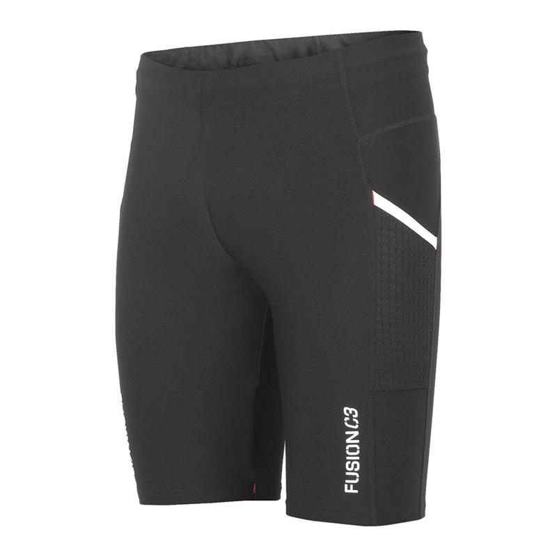 Fusion C3+ Short Tight Pocket Black