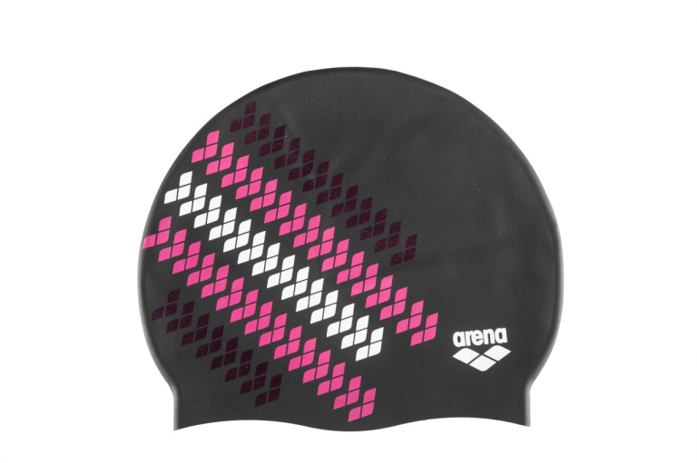 Arena Team Stripe Cap Multi Black