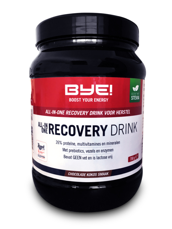 BYE! ALL-IN-ONE Recovery Drink Chocolade Kokos