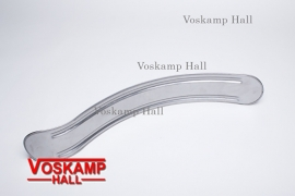 Spatbord Halfrond 800mm (43612)