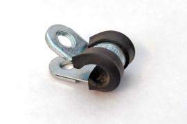 Leidingklem voor 5 en 6 mm remslang (43495)