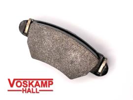 Remblokkenset 4 stuks Bosch klem  (43021)