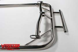 U-frame RVS  met zweng voor het paard (47211)
