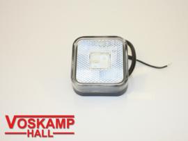 Achterlicht LED lamp 12v wit (40085)
