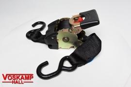 Spanband Zwart Breed (08816)
