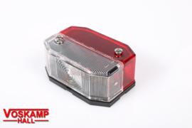 Breedtelamp rood/wit (01174)