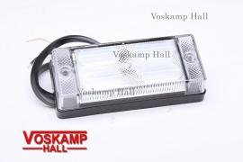 Breedte licht LED lamp 12v wit (40053)