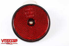 reflector rood, diameter 60 mm (01221)