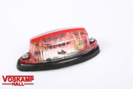 Breedtelamp Rood/Wit (40061)