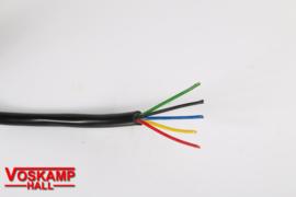 verlichtings kabel 5-aderig (00485)