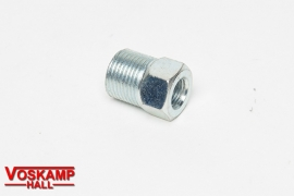 Verloopnippel 3/8 10x1 mm (43466)