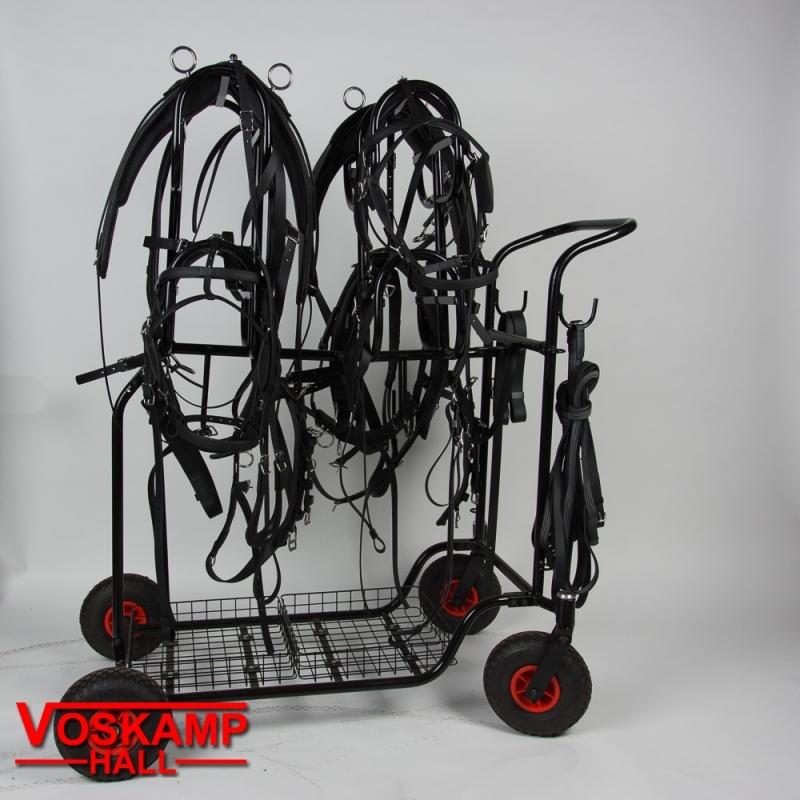 Tuig wagen 4-spantuig (49502)
