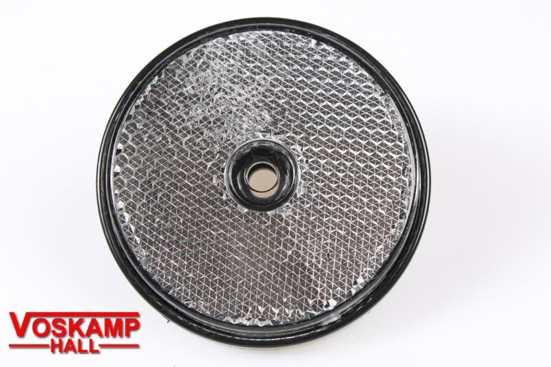Reflector wit, diameter 60 mm (01220)