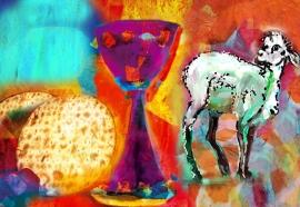 Kom aan tafel - Pesach / Goede vrijdag 2015