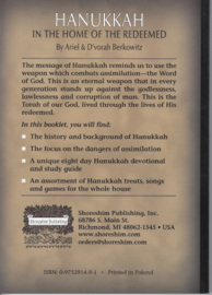 Hanukkah in the home of the redeemed, The story of the Battle Against Assimilation