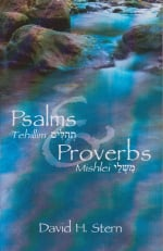 Psalms & Proverbs, David Stern