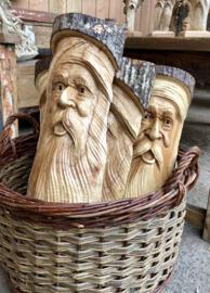 Carving wood boswezen, 53cm