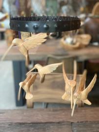 Kolibri hangend, 15cm