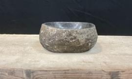 Gemaakt van steenschotten, stoer en robuust