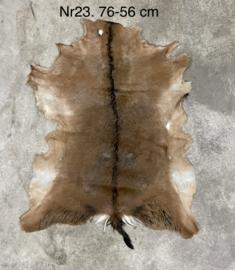 Geitenkleed nr23. 76-56 cm