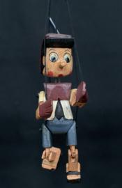 Pinokkio marionet, 32cm