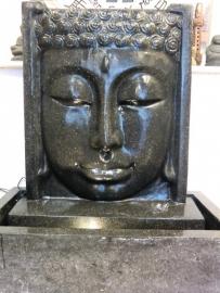 Boeddha Waterornament plaat Large