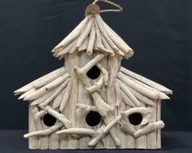 """Vogelhuis""""family"""", 35cm"""