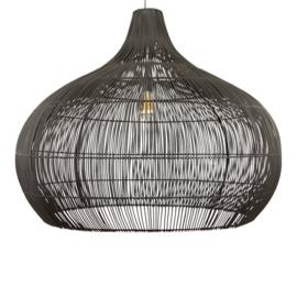 Rotan hanglamp XL