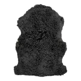 Schapenvacht zwart