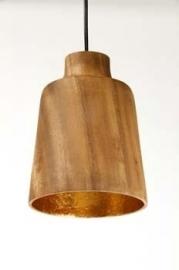 Houten hanglamp Kinta