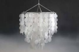 Hanglamp Schelp