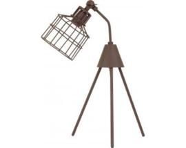 Tafellamp Marais Roest