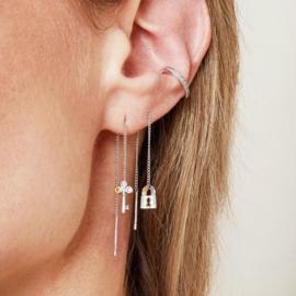 oorbellen  keychain
