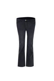 Flared jeans black
