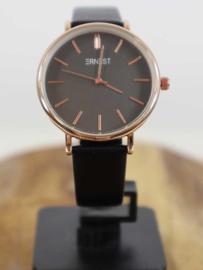Horloge Dany Black