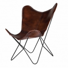 Chair Butterfly Brown