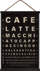 Poster Cafe