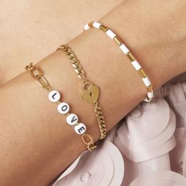 armband 'love'