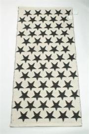 Kleed Star Grey
