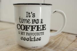 Coffee mok UITVERKOCHT