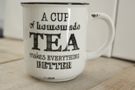 Tea mok UITVERKOCHT