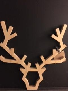 Gewei hout