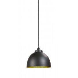 Hanglamp Kylie zwart-goud