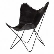 Chair Butterfly Black