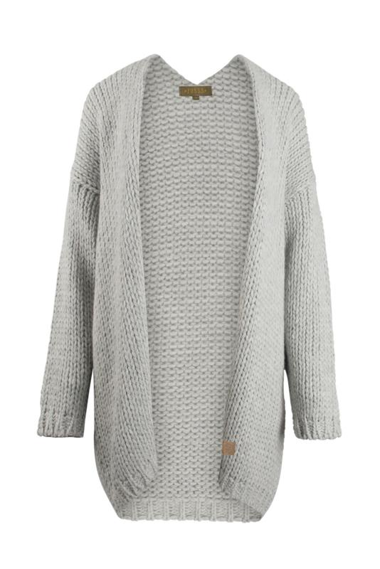 Stoer Winters Vest ZUSSS Lichtgrijs | Sale | Elegance Decostyle