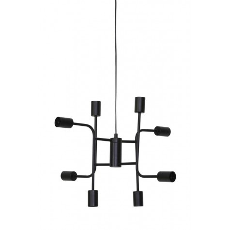 Hanglamp Marinelle Zwart