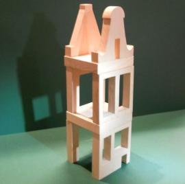 Het Klok- of Plaatgevel huisje - DE0050